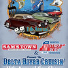 """Delta River Cruisin' "" 2010 Flyer <br /> (downloaded from Internet)"