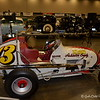 "October 10, 2015<br /> <br /> 1950 Kurtis Kraft Racer Midget (Flat V-8 Head, Custom Built)<br /> <br />  MS STATE FAIR ""ANTIQUE AND CLASSIC CAR SHOW"" 2015<br />  An Entity of the MS State Fair<br />  Trade Mart at Fairgrounds<br />  Jackson, MS"