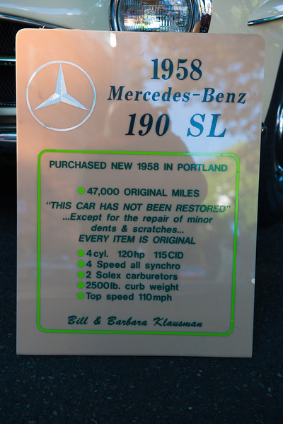 July 23, 2011 - Mercedes and BMW