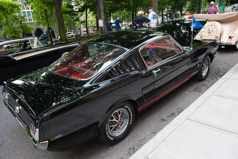 July 30, 2011 - Ford<br /> 1966 Mustang Fastback 2+2 GT
