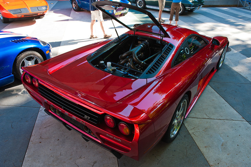 July 2, 2011 - American Muscle Cars<br /> Saleen