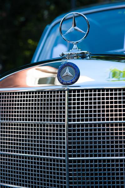 July 23, 2011 - Mercedes and BMW<br /> 1960 M-B 190B