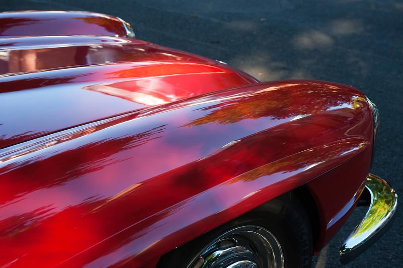 July 23, 2011 - Mercedes and BMW<br /> 195? M-B 300 SL