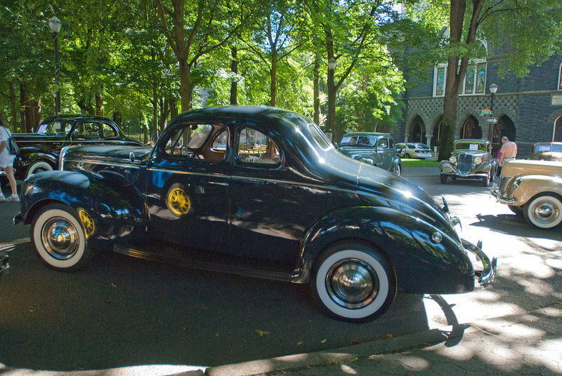 July 9, 2011 - American Vintage (all photos by Deby)<br /> 1940 Ford Standard Coupe