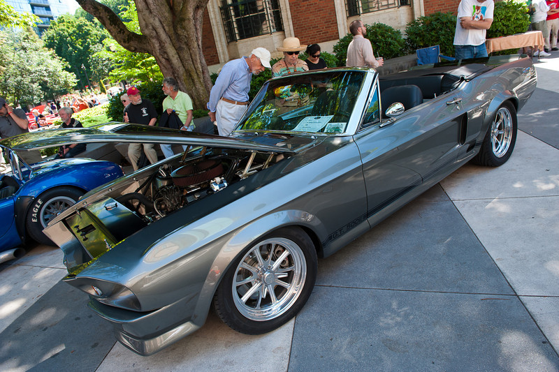 July 30, 2011 - Ford<br /> 1968 Mustang Convertible