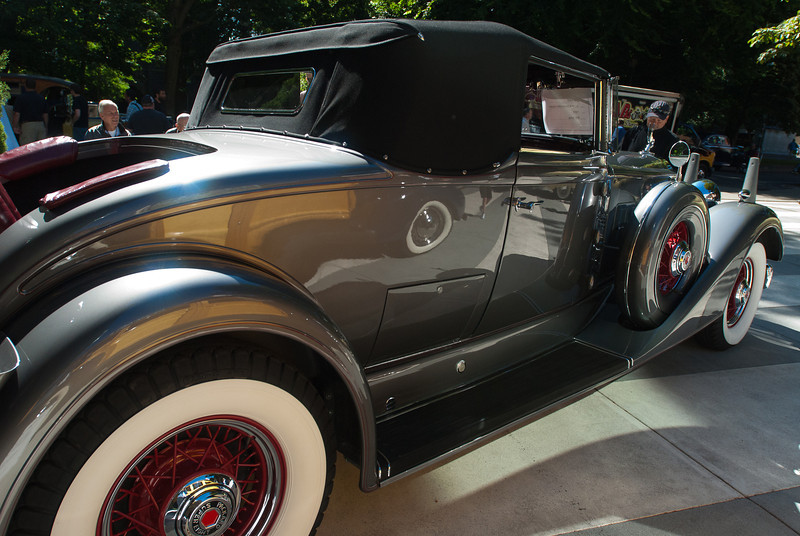 July 9, 2011 - American Vintage (all photos by Deby)<br /> 1934 Packard