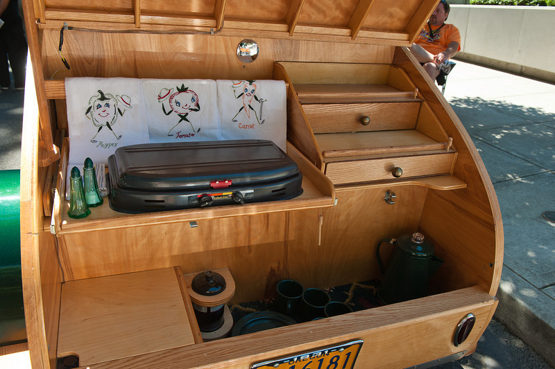 July 30, 2011 - Ford<br /> 1931 Woody's trailer