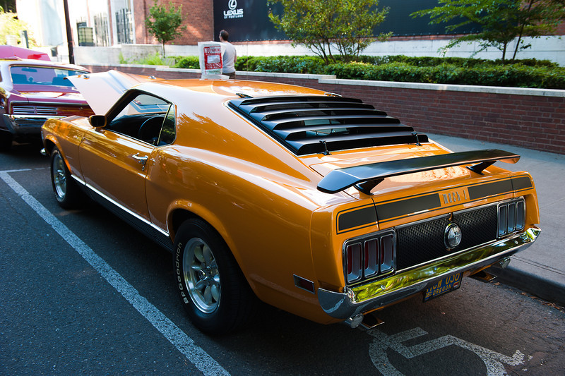 July 2, 2011 - American Muscle Cars<br /> '69 Mustang Mach 1