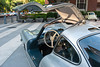 July 23, 2011 - Mercedes and BMW<br /> 1955 M-B 300 SL Gullwing