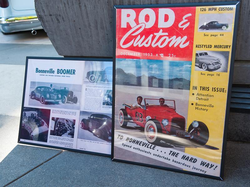 August 20, 2011 - Rod and Custom