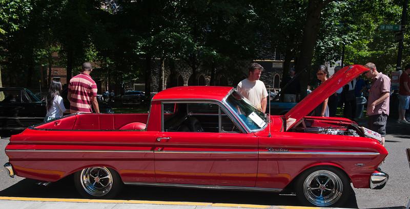 July 30, 2011 - Ford<br /> Falcon Ranchero