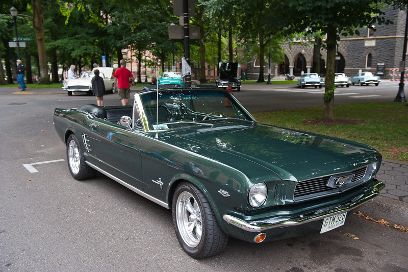 July 30, 2011 - Ford<br /> 1966 Mustang Convertible