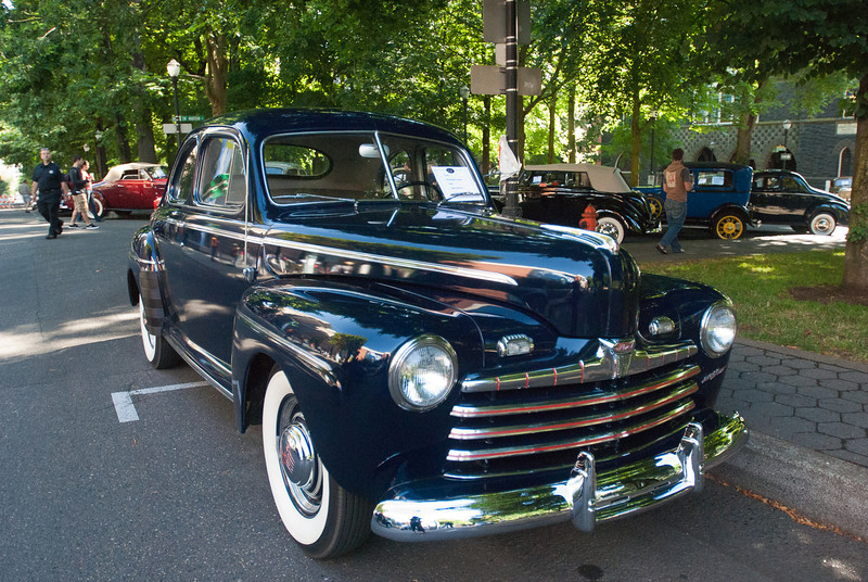 July 9, 2011 - American Vintage (all photos by Deby)<br /> 1946 Ford