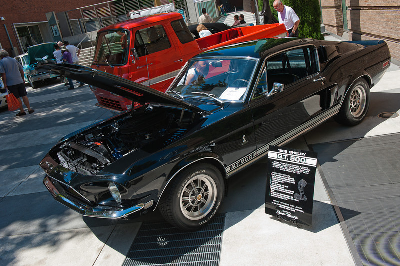 July 30, 2011 - Ford<br /> 1968 Shelby GT-500