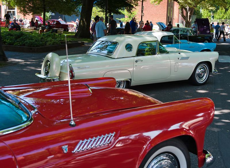 July 30, 2011 - Ford<br /> 1956 Thunderbird