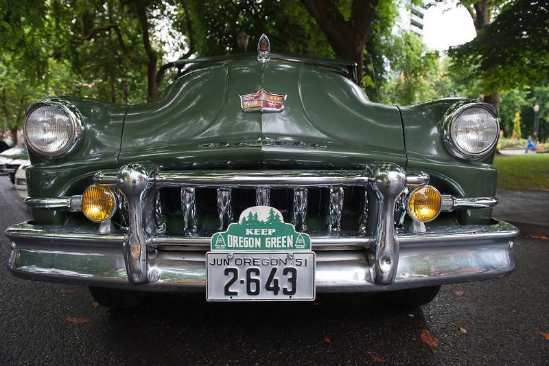 July 16, 2011 - Multnomah Hot Rod Club    <br /> 1951 DeSoto