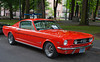 July 30, 2011 - Ford<br /> 1965 Mustang 2+2 Fastback