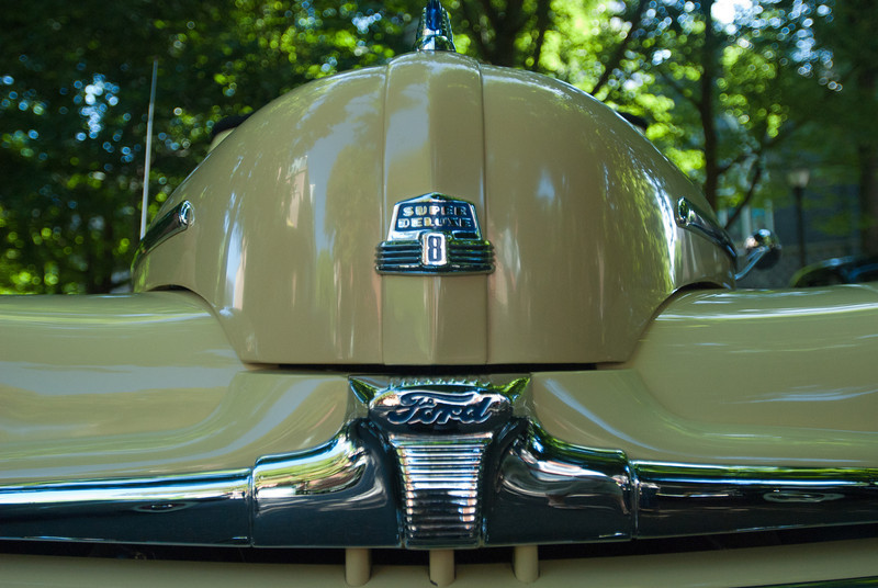 July 9, 2011 - American Vintage (all photos by Deby)<br /> 1948 Ford Convertible