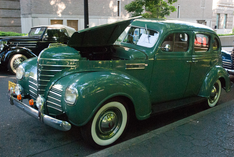 July 9, 2011 - American Vintage (all photos by Deby)<br /> 1939 Plymouth P-8