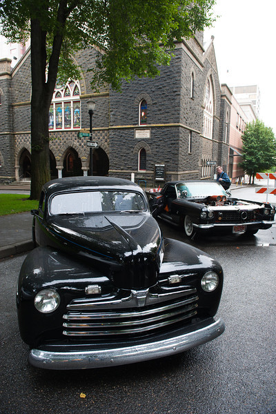 July 16, 2011 - Multnomah Hot Rod Club    <br /> Ford