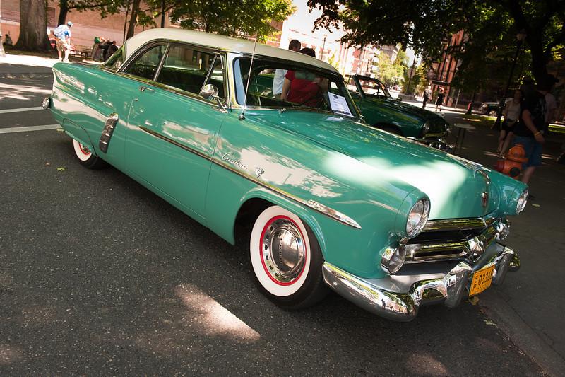 July 30, 2011 - Ford<br /> 1952 Victoria Hardtop