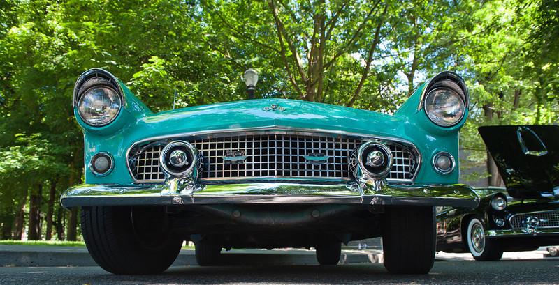 July 30, 2011 - Ford<br /> 1955 Thunderbird