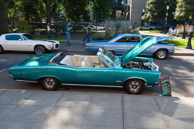 July 2, 2011 - American Muscle Cars<br /> '66 Pontiac GTO