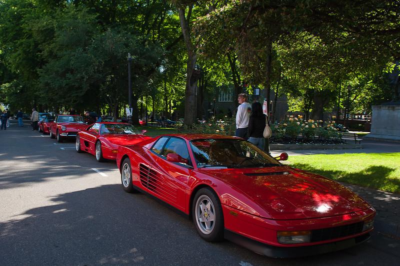 June 25, 2011 - Italian Cars
