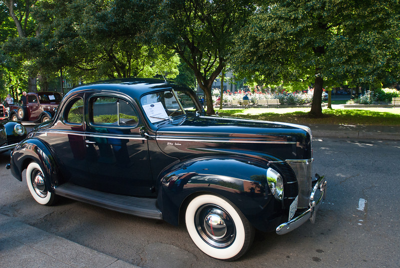 July 9, 2011 - American Vintage (all photos by Deby)<br /> 1940 Ford Coupe