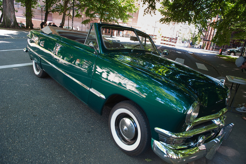July 30, 2011 - Ford<br /> 1950 Convertible