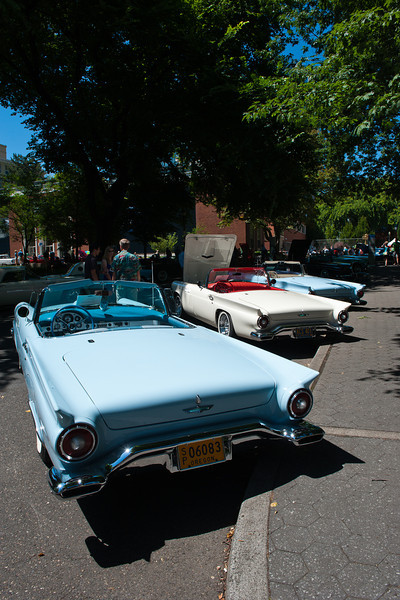 July 30, 2011 - Ford<br /> 1957 Thunderbird