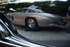 July 23, 2011 - Mercedes and BMW<br /> 1955 M-B 300 SL Gullwing reflected in the 1955 M-B Cabriolet A