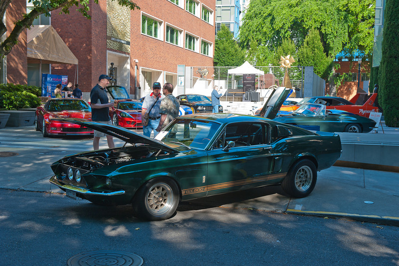 July 2, 2011 - American Muscle Cars<br /> '69 Shelby GT-500