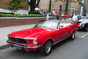 July 30, 2011 - Ford<br /> 1967 Mustang Convertible