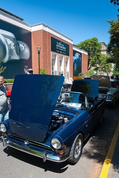 July 30, 2011 - Ford<br /> 1966 Sunbeam Tiger Mk II