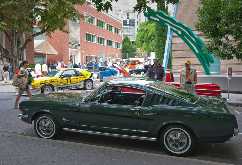 July 30, 2011 - Ford<br /> 1966 Mustang 2+2 Fastback