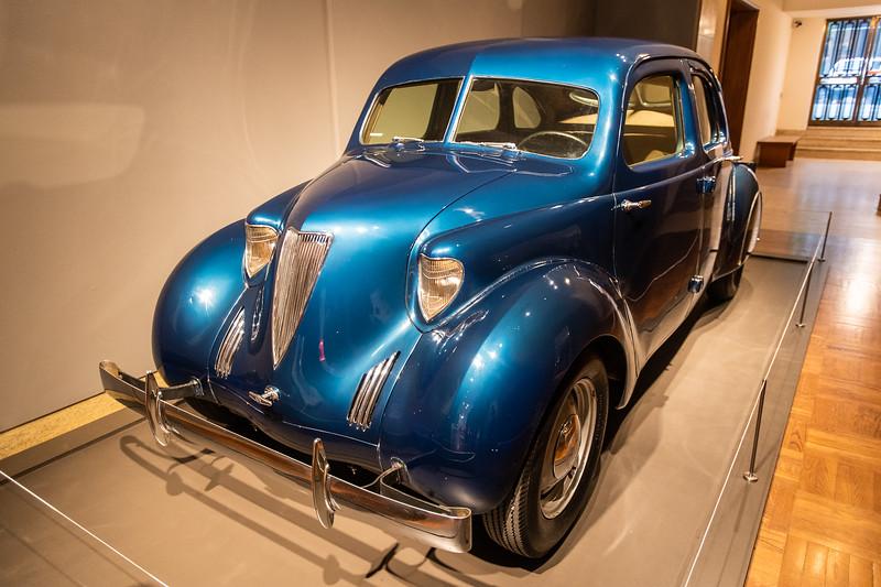 1933 Hoffman X-8 Sedan