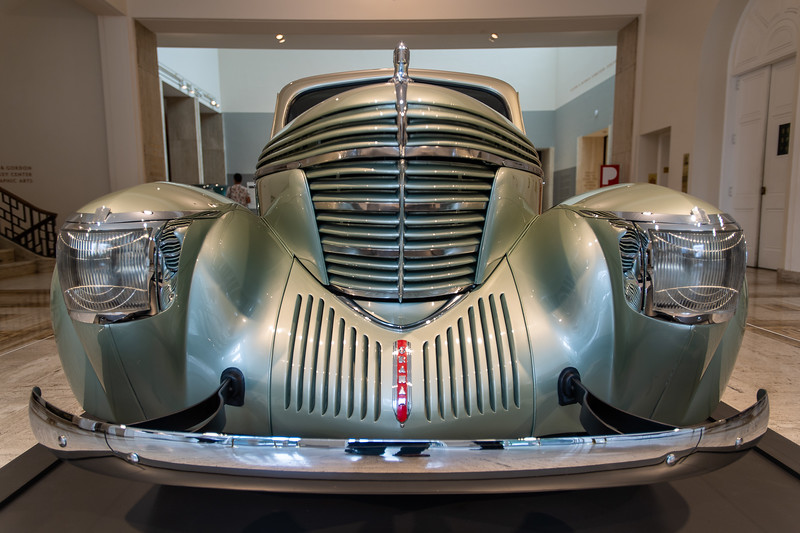 1939 Graham Combination Coupe