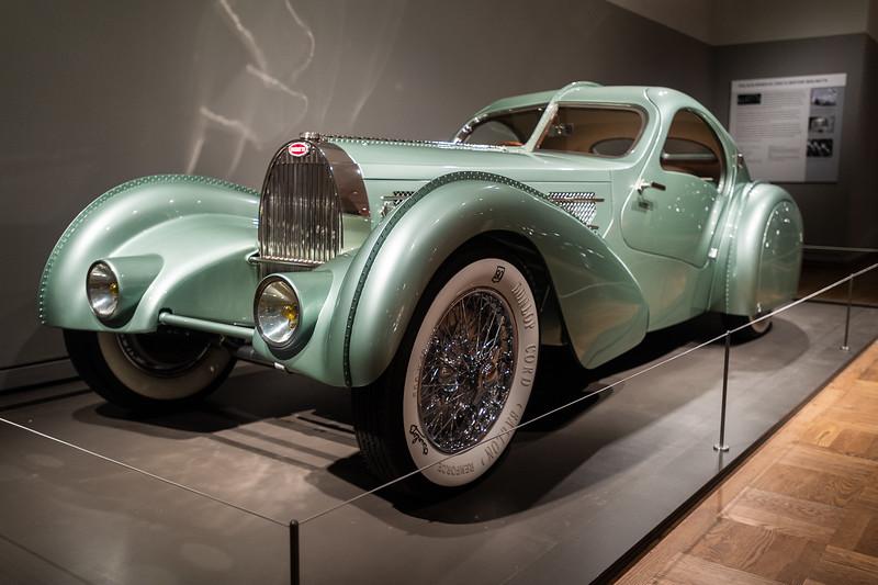 1937 Bugatti Type 57 Aerolithe