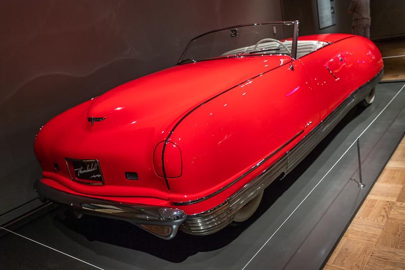 1941 Chrysler Thunderbolt Roadster