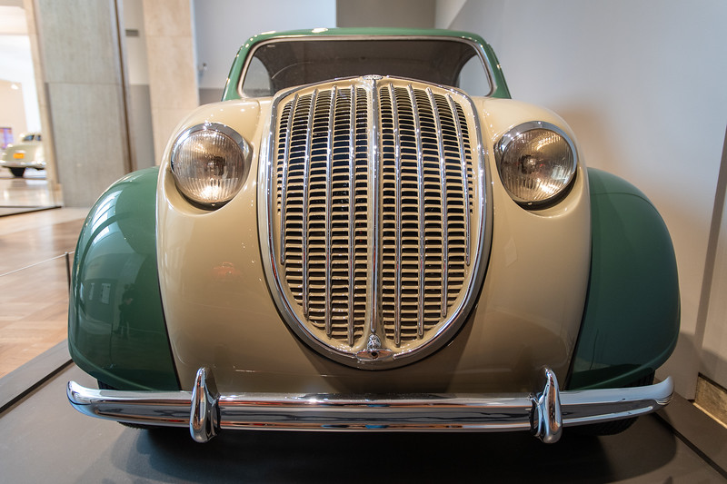 """1939 Steyr 55 """"Baby"""" Coupe"""