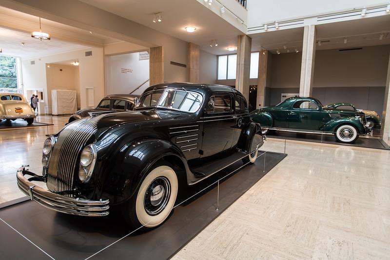 1934 Chrysler Imperial Model CV Airflow Coupe