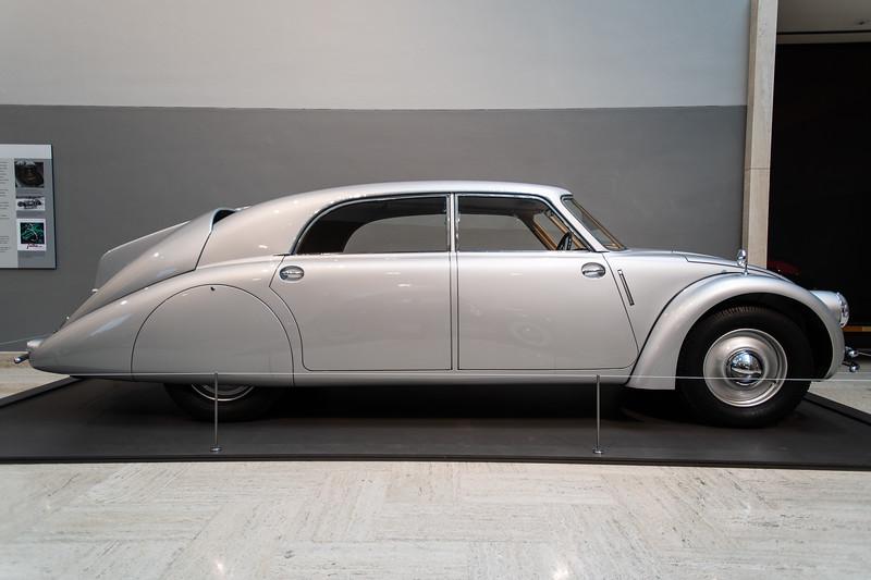 1938 Tatra T77a Sedan