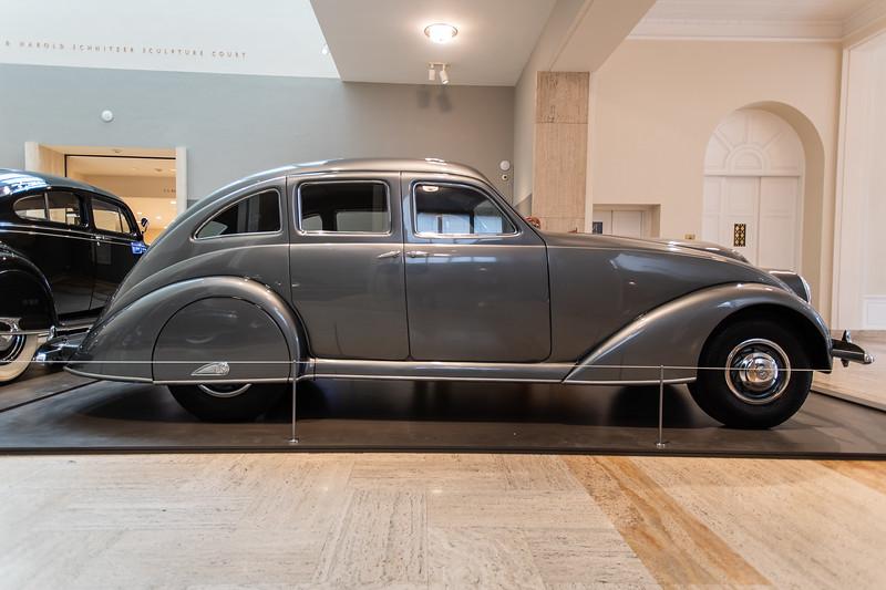 1934 Bendix SWC Prototype Sedan