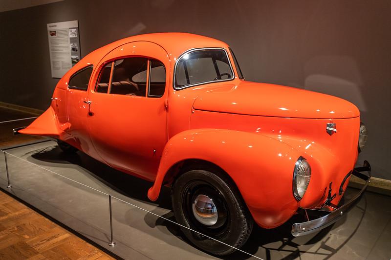 1937 Aeromobile