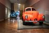 1937 Aeromobile (orange) & 1935 HoffMan X-8 Sedan (blue)
