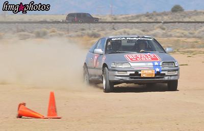 Ian Hunter - #161 P2 - 1990 Honda CRX