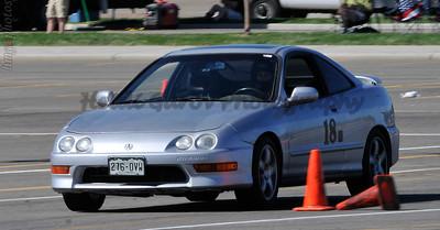 Robin Abrams - #18 W - 2001 Acura Integra