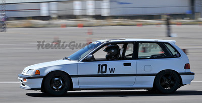 Allison Melchior - #10 W - 1989 Honda Civic SI