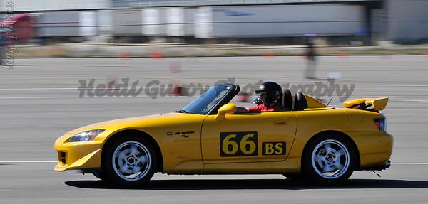 Devin Ramsey - #66 BS - 2008 Honda S2000 CR